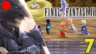 FINAL FANTASY IV LIVESTREAM [ Hard Mode ] - PART 7