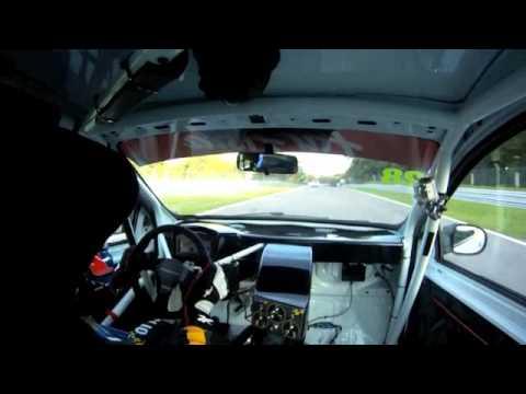 On board lap with Nicolas Hamilton