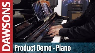 Yamaha Clavinova CSP-170 & CSP-150 Digital Smart Piano Overview