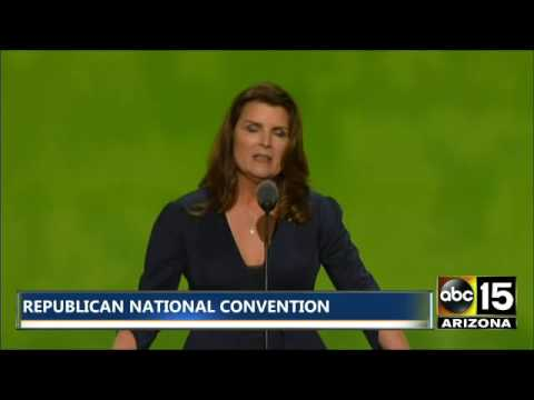 FULL SPEECH: Kimberlin Brown - Republican National Convention