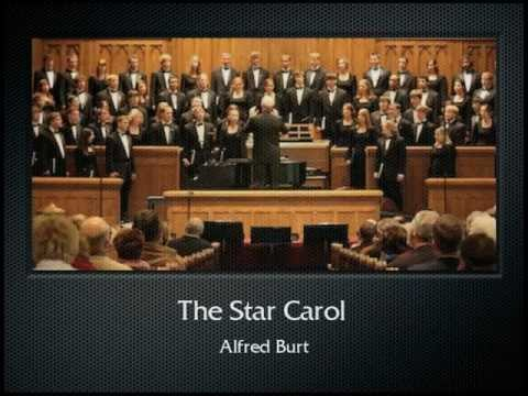 Burt: The Star Carol The Hastings College Choir