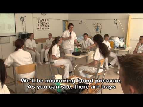 Learning unit in Slovenia 2 - health care