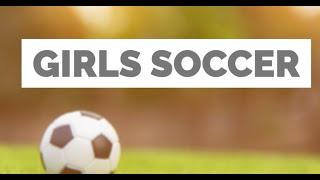 Conard vs. Hall Girls Varsity Soccer