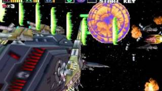 G-Darius (PC) - Final Stage / Zone Omicron