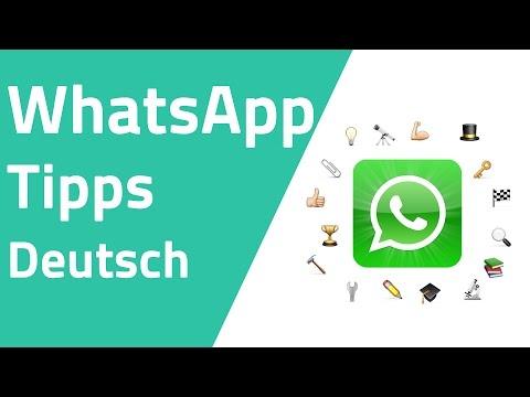Die 10 besten WhatsApp Tipps und Tricks