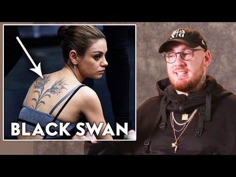 Tattoo Artist Bang Bang Reviews Movie Tattoos, from Moana to Black Swan | Vanity Fair