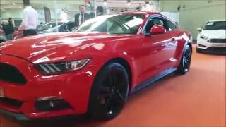 Nouvelle Ford Mustang 2016 - Muscle car
