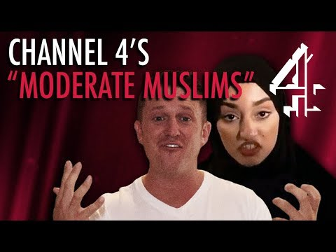 """Tommy Robinson: Channel 4's """"Moderate"""" Muslims"""