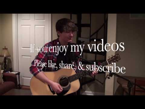 Grace to Grace - Hillsong Worship (LIVE Acoustic Cover by Drew Greenway)