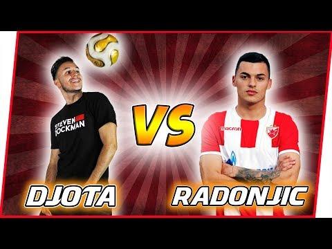 FUDBALSKI IZAZOVI w/ Nemanja Radonjić (FK Crvena zvezda)