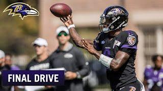 Lamar Jackson's Vision Is Underrated   Ravens Final Drive