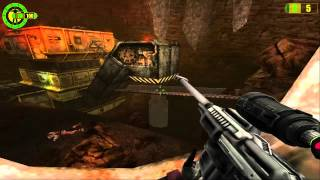 Red Faction Speed Run Commentary, PC, segmented, Impossible 59:15