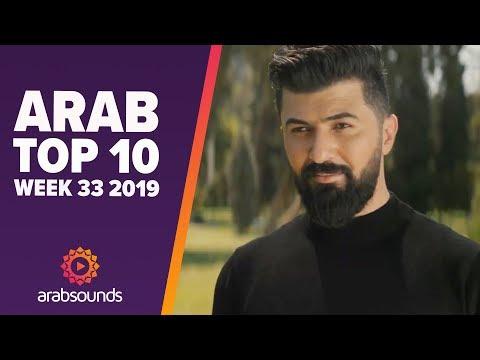 top-10-arabic-songs-(week-33,-2019):-saif-nabeel,-aseel-hameem-&-hussain-al-jassmi