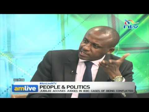 Mutula Kilonzo Jr tells off Kipchumba Murkomen for attacking a court in political platform