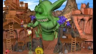 видео Гоблины 4: Прохождение игры