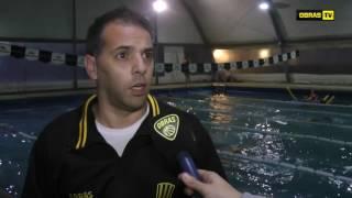 Marcelo Mustacciolo Prof. de Natación - Club Obras (01-09-2016)