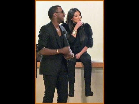 Kim Kardashian And Kanye West Dating!