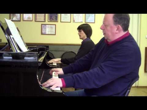 Франц Шуберт - 3 пьесы для фортепиано