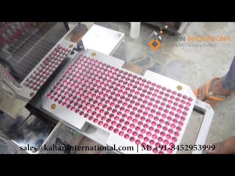 KI-ACL Automatic Capsule Loading Machine