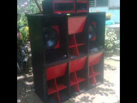 Power Vj Mini Sound System Youtube