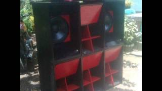 power vj mini sound system