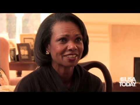 Five Questions for Condoleezza Rice