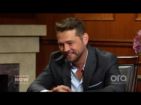 If You Only Knew: Jason Priestley  Larry King Now  Ora.TV