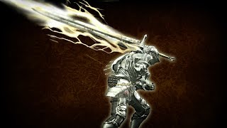Dark Souls 3 PvP -  Lothric Ultra GreatSword - Blessed Infusion