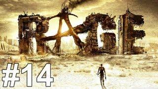 Rage Gameplay Walkthrough Part 14 No Commentary