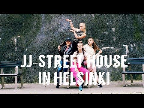 JJ-Street house in Helsinki 2017