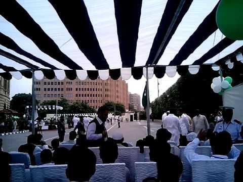 Pak Navy Prade band