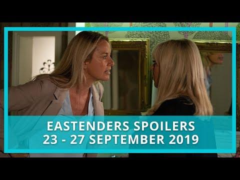 EastEnders spoilers: 23-27 September 2019