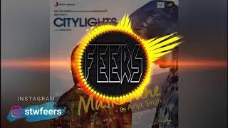 "DJ Muskurane PALING ENAK 2018 ~ Arijit Singh ""with lirik"" [ FEERS ] (Remix Cover)"