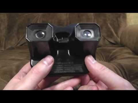 Viewmaster Stereoscope | Ashens