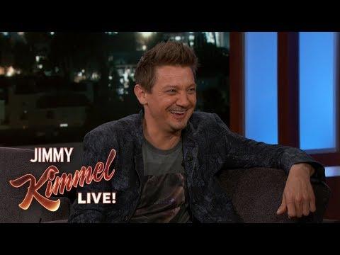 Jeremy Renner on Hawkeye & Ronin in Avengers: Endgame