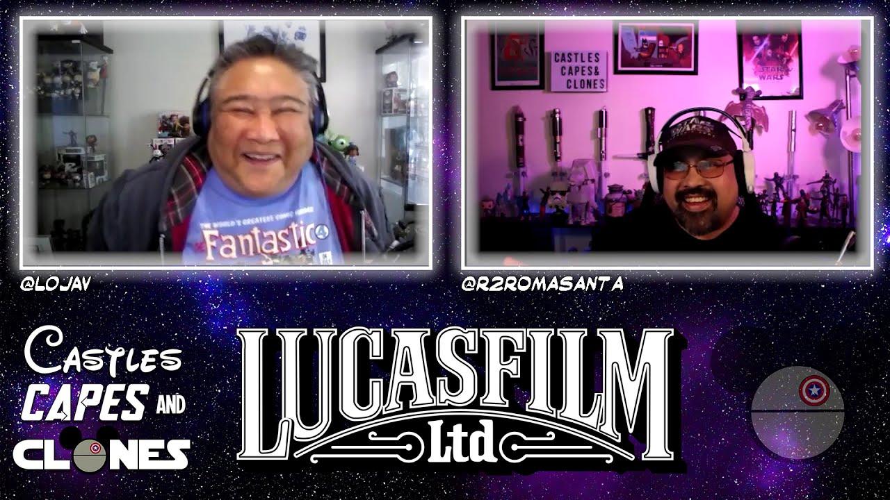 Gina Carano, a new Boba Fett comic and more Lucasfilm News | CCC Lucasfilm Podcast Ep 03
