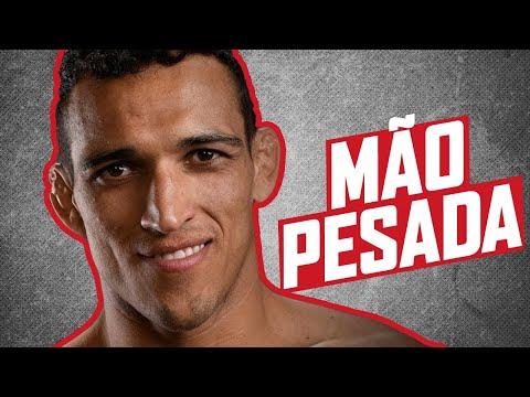 CHARLES DO BRONX: O NOCAUTEADOR #Resenha #UFCSP