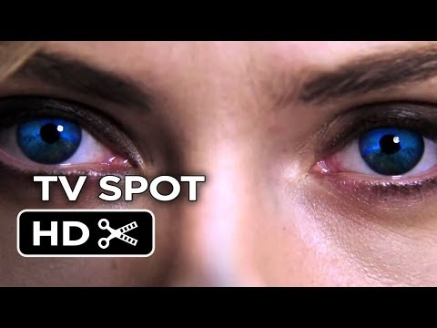 Lucy TV SPOT - Control (2014) - Luc Besson, Scarlett Johansson Movie HD