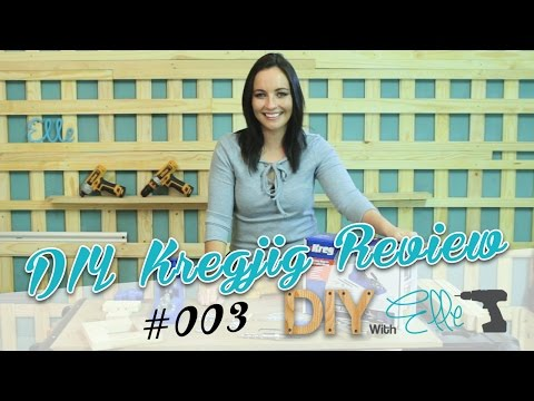 DIY with Elle- Intro to the Kreg Jig