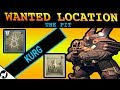 Wanted Kurg All-Seeing Force Location | The Pit | Destiny 2 Forsaken | Wanted Spider Bounty