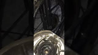Dando alguns consertos em minha CG Fan 125 EP1- MOTO NÃO MARCA VELOCIDADE