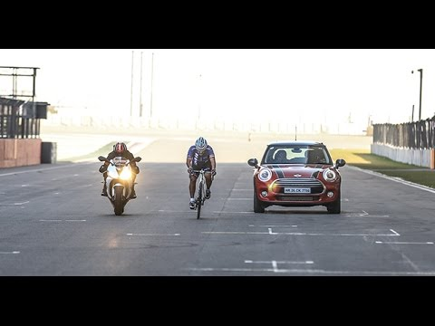100KM Race @ BIC – Car vs Bike vs Cycle