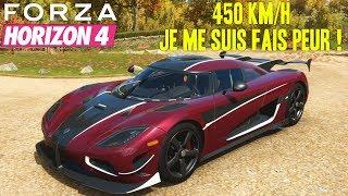 Forza Horizon 4 : Koenigsegg Agera RS