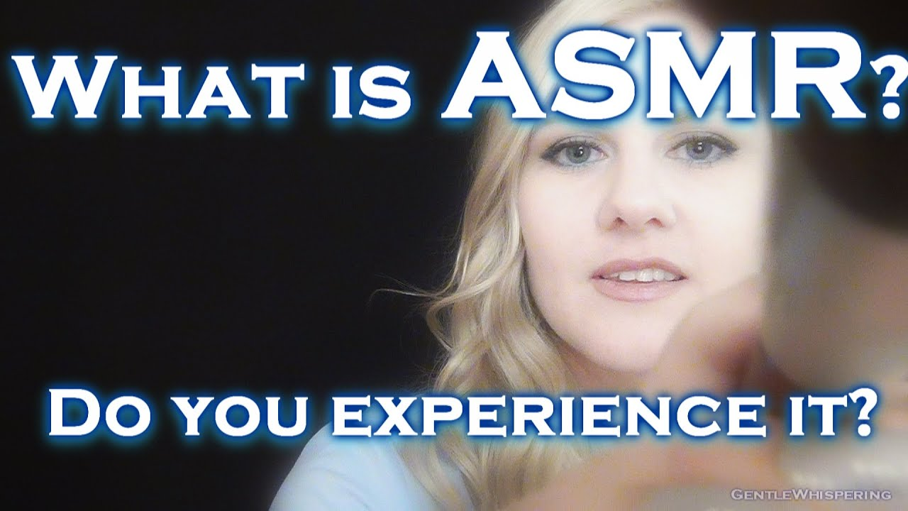 What does asmr mean-5507