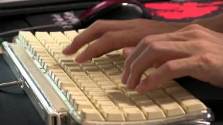 Apple Keyboard M7803 キーボード打鍵音