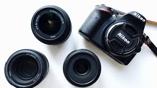 REVIEW: Nikon D3200 DSLR Camera and NIKKOR Lenses