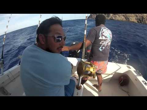 Fishing in Mauritius
