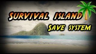 Survival Island |Minecraft | Save System | UDK | Konsordo