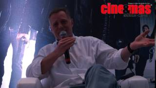 "Conferencia de Prensa Jason Beghe de ""Chicago P.D"" / Revista Cine&Mas"