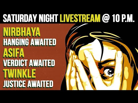 Saturday Night Livestream - Waiting for Justice ...... + Tons of your questions....